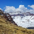 Henrys Fork Peak.- Gunsight Peak