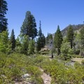 Inyo National Forest near the Kern River.- Jordan Hot Springs via Blackrock Trailhead