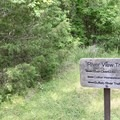 The River View Trailhead.- River View Trail