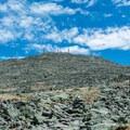 Mount Washington.- Lakes of the Clouds Hut + Mount Washington