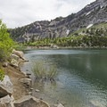 Silver Lake.- Silver Lake Trail