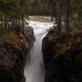 Thundering Siffleur Falls- Siffleur Falls