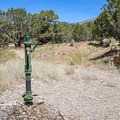 Potable water is available seasonally throughout the campground from spigots.- Lake View Campground
