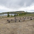 Amphitheater at Stillwater Campground.- Stillwater Campground