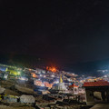 Namche Bazaar is a bustling hub during the high seasons.- Everest Base Camp (EBC) Part I