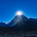 Winter, although colder, has less precipitation and clearer weather.- Everest Base Camp (EBC) Part II