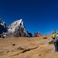Trekking at high altitude is exhausting, even if the trail itself is not extremely strenuous.- Everest Base Camp (EBC) Part II
