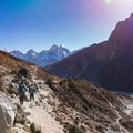 The way back down goes much faster than the ascent!- Everest Base Camp (EBC) Part II