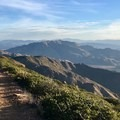 Phenomenal views from Section A of the PCT.- Pacific Crest Trail: California Section A