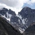 Peaks of Stone Mountain Provincial Park. - Flower Springs Trail