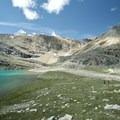 Upper lakes vista.- Flower Springs Trail
