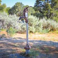 Spigots located throughout the campground have water seasonally.- Bob Scott Campground