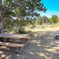 Some sites have shade, while others remain more exposed.- Bob Scott Campground