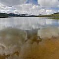 Webber Lake.- Webber Lake Campground
