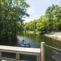 People often float the river in tubes as well as kayaks and canoes.- Big Sable River