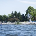 Views of Ludington's Waterfront Park.- Pere Marquette Lake Loop