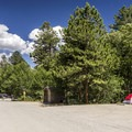 Creekside campsites are set up in pairs, which is great for large family groups. - Chalk Lake Campground