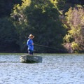 Loch Lomond is very popular for fishing, and the boats offer an easy way to get out on the water.- Loch Lomond Paddling