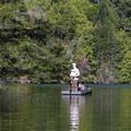 Fishing Loch Lomond.- Loch Lomond Paddling