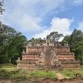Phimeanakas.- Temples of Angkor Thom