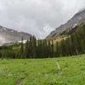 Heading toward Smuts Pass.- Smutwood Pass