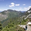 Another viewpoint that is too tempting to miss. - West Lion Hike via the Howe Sound Crest