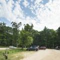 The Nurnberg Trailhead.- Lake Michigan Recreation Area + Nordhouse Dunes Wilderness Area