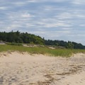 Typical views in the Nordhouse Dunes Wilderness.- Lake Michigan Recreation Area + Nordhouse Dunes Wilderness Area