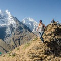 It's a stunning view from the top and an airy 4,700 meters above sea level.- Salkantay Trek to Machu Picchu