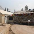 Dining room at Vogelsang. - Vogelsang High Sierra Camp