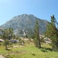 Fletcher Peak. - Vogelsang High Sierra Camp