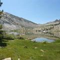 Vogelsang Lake.- Vogelsang High Sierra Camp