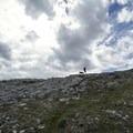 Hiking Summit Ridge.- Summit Ridge Trail