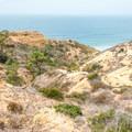 View from Razor Point Trail.- Razor Point Trail