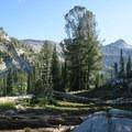 Wallowa Mountain views.- Eagle Cap