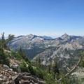 Wallowa Mountains.- Eagle Cap