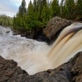 Illgen Falls.- Tettegouche State Park