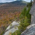 View from summit of Mount Pemigewasset.- Mount Pemigewasset