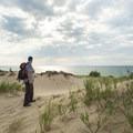 Lake Michigan Recreation Area.- Lake Michigan Recreation Area + Nordhouse Dunes Wilderness Area