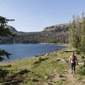 Wall Lake.- Wall Lake Loop