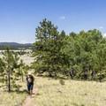 HIking the Geologic Trail.- Geologic Trail