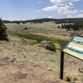 The overlook.- Geologic Trail