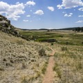Descending the Geologic Trail.- Geologic Trail
