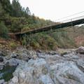 Edwards Crossing Bridge.- Spring Creek Trail