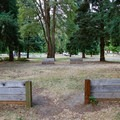 F Loop has horseshoe pits. While the campground has some amenities, they may be spread out among the different camp loop roads.- Valley of the Rogue State Park Campground