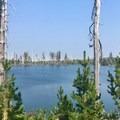 Square Lake.- Three Fingered Jack Loop