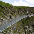 The First Cliff Walk is a bit dizzying if you're afraid of heights, but the views are spectacular.- Grindelwald to First