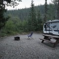 Mountain view site. - Strawberry Flats Campground