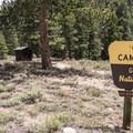 Granite Campground.- Granite Tent Campground
