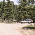 North Bank Campground.- North Bank Campground